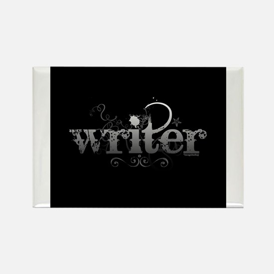 Cute Screenwriter Rectangle Magnet