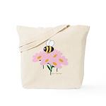 Twin A Bee Tote Bag