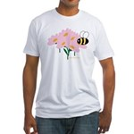 Twin B Bee Fitted T-Shirt