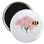 Twin B Bee Magnet