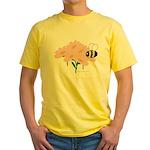 Twin B Bee Yellow T-Shirt