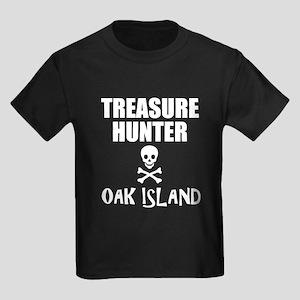 Oak Island Kids Dark T-Shirt