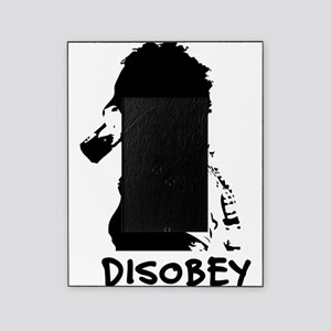 Disobey Picture Frame