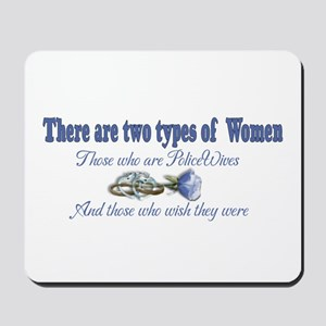 Two Types Mousepad