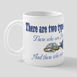 Two Types Mug