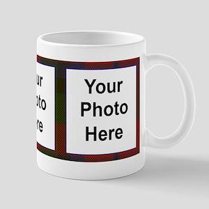 MacNaughton Tartan Photo Mug