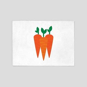 Carrots 5'x7'Area Rug