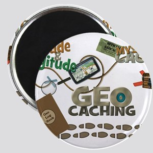 Geocache Fever Magnets