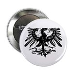 "Gothic Prussian Eagle 2.25"" Button (10 pack)"