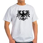 Gothic Prussian Eagle Light T-Shirt