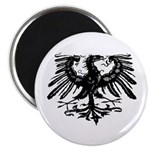 "Gothic Prussian Eagle 2.25"" Magnet (100 pack)"
