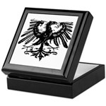 Gothic Prussian Eagle Keepsake Box