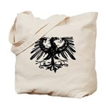 Gothic Prussian Eagle Tote Bag