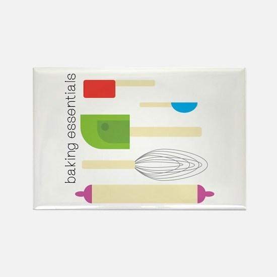 Baking Essentials Magnets