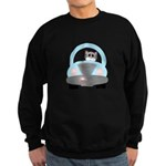Driving Cat Sweatshirt