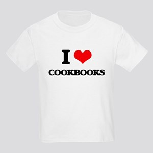 I love Cookbooks T-Shirt