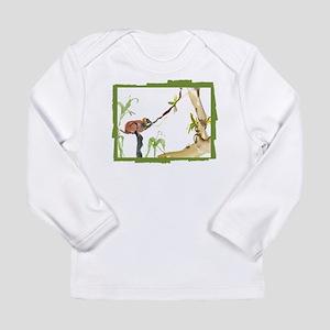 Lemurs! Long Sleeve Infant T-Shirt