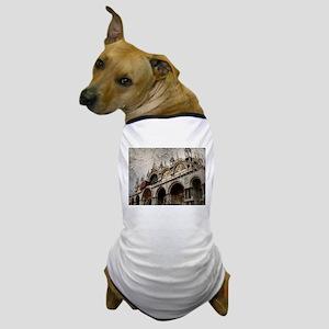 Doges Palace II Dog T-Shirt