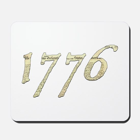 "Independence ""1776"" Mousepad"