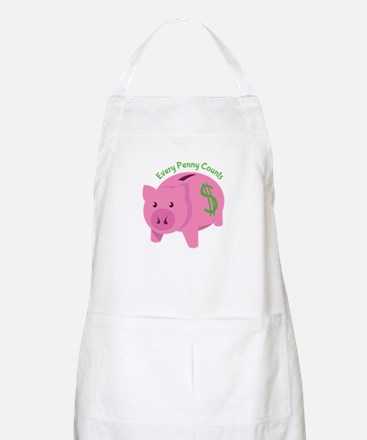 Every Penny Counts Apron