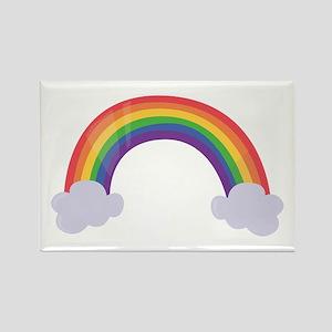 Rainbow Cloud Magnets