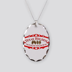 ovaltransthqueens Necklace Oval Charm