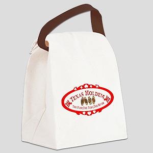 ovaltransthqueens Canvas Lunch Bag
