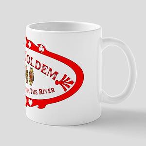 ovaltransthqueens Mugs