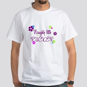 Naughty little rucker T-Shirt