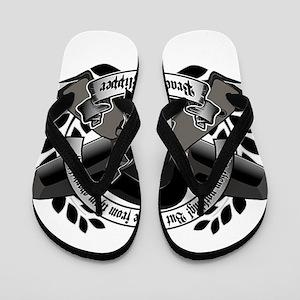 2f13d8031 Fisting Kali Martial Arts Filipino Flip Flops - CafePress