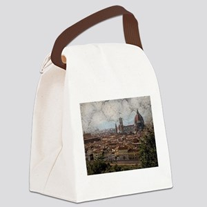 Firenze II Canvas Lunch Bag