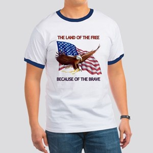 Land of the Free... Ringer T