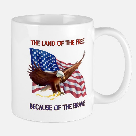 Land of the Free... Mug
