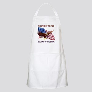 Land of the Free... Apron