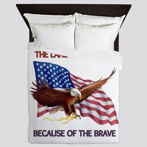 Land of the Free... Queen Duvet