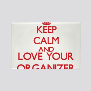 Keep Calm and love your Organizer Magnets
