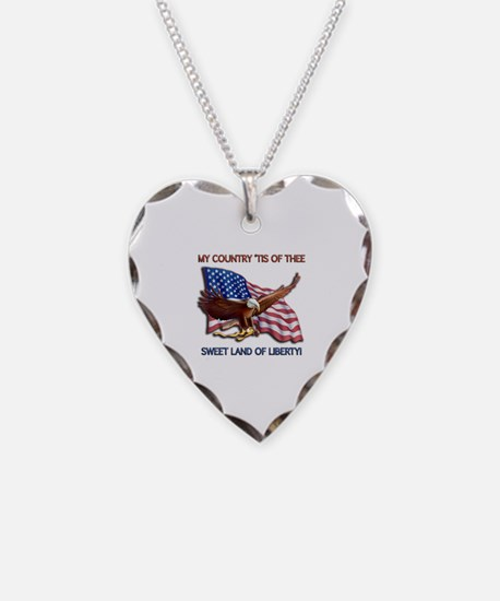 Land of the Free... Necklace