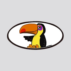Chillin Toucan Patches