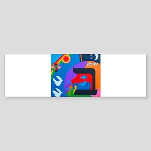 The Bet Letter Bumper Sticker