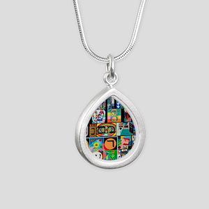 The Hebrew Alphabet Necklaces
