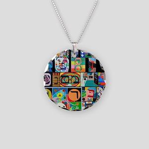 The Hebrew Alphabet Necklace