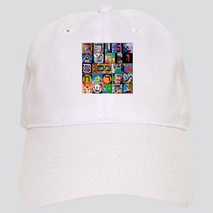 The Hebrew Alphabet Baseball Cap
