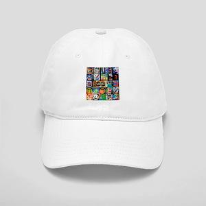887bf7a5c66 The Hebrew Alphabet Baseball Cap