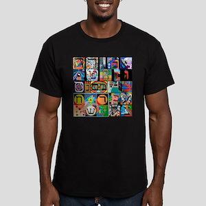 The Hebrew Alphabet T-Shirt
