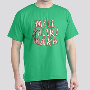 Say Merry Christmas in Hawaiian T-Shirt