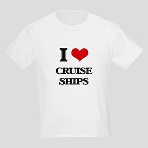 I love Cruise Ships T-Shirt