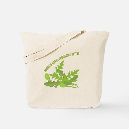 Arugula Tote Bag