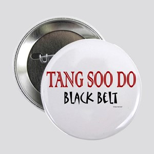 Tang Soo Do Black Belt 1 Button