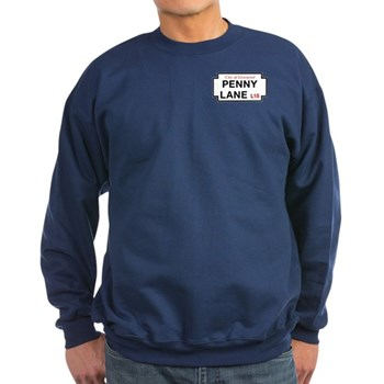 Penny Lane, Liverpool Street Sig Sweatshirt (dark)