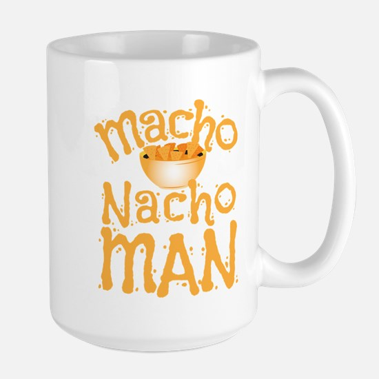 MACHO nacho man Mugs